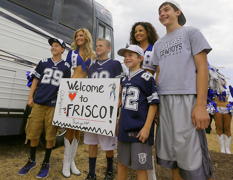 Jerry Jones is Betting On Frisco ISD - Keller Williams ...